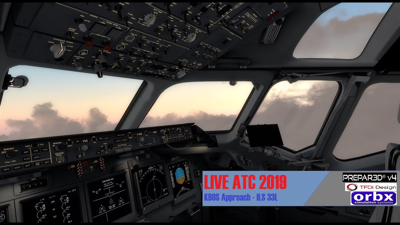 Live ATC can this be a reality - The Prepar3d Forum - The AVSIM