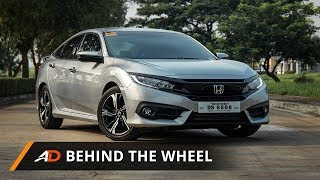2017 Honda Civic 1.5 RS Turbo Review - Behind the Wheel