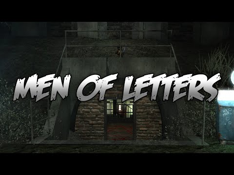 Call of Duty Zombies: Men of Letters