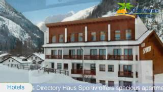 Haus Sportiv - Sölden Hotels, Austria(Haus Sportiv 3 Stars Hotel in Sölden ,Austria Within US Travel Directory Haus Sportiv offers spacious apartments and rooms at 1470 m above sea level in the ..., 2017-02-12T19:50:10.000Z)