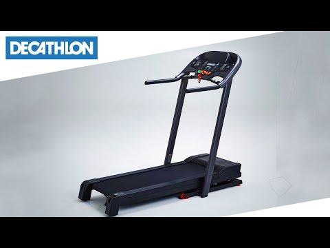 Come montare il tapis roulant T520B Domyos | Decathlon Italia