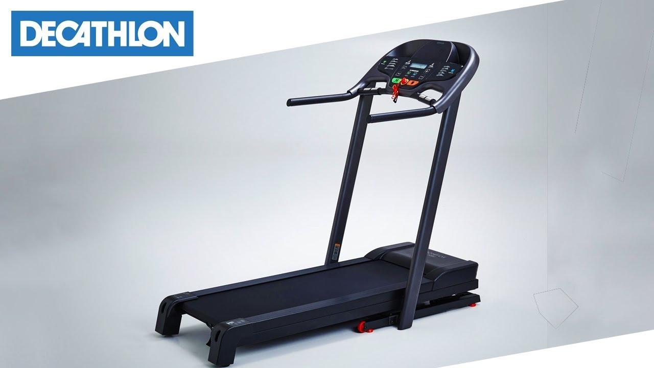 Come montare il tapis roulant T520B Domyos | Decathlon