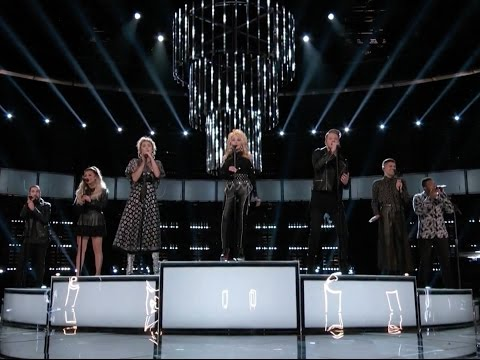 Pentatonix  The Voice 2016  Jolene w Dolly Parton & Miley Cyrus