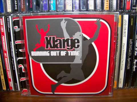 X Large - Running Out Of Time (2001) (Full Album)