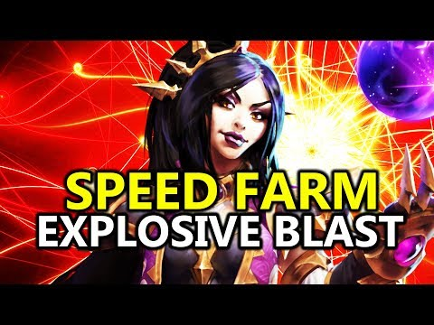 ♥ D3 - Speed Farming Death's Breath w/ Tal Rasha's & Explosive Blast - Season 13 Wizard (Diablo)
