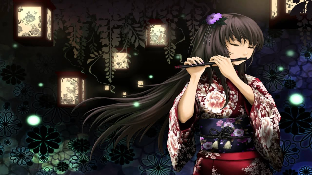 Hd Wallpaper Japanese Girl E S Posthumus Nivaos Pi Youtube