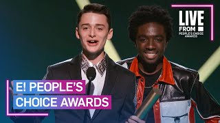 """""""Stranger Things"""" Wins Drama Show of 2019 