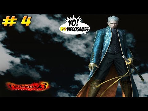 PS4: Devil May Cry 3 HD Edition! Part 4 - YoVideogames