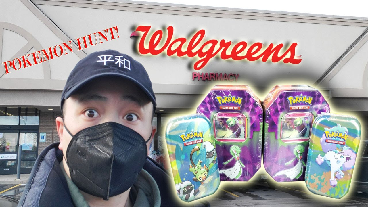 Pokemon Walgreens and Barnes and noble HUNT! We found a Lot of Pokemon products!!