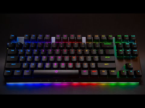 Best Wireless Mechanical Keyboard Ever? // Drevo BladeMaster Pro