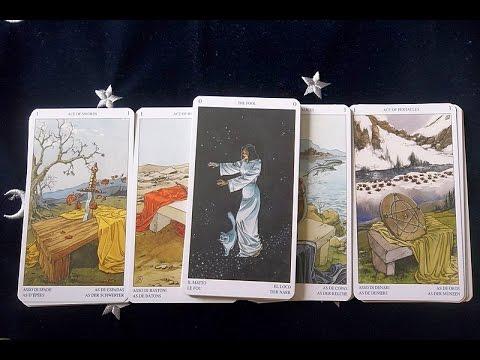 Обзор Языческого Таро (Pagan Tarot). СА, карты Двора и масть пентаклей.
