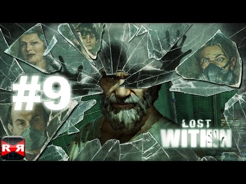 Lost Within (by Amazon Game Studios) - Episode 3 - iOS / Amazon - Walkthrough Gameplay Part 9 (End)