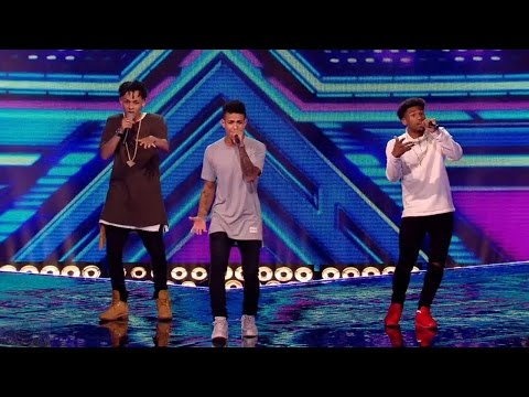 The X Factor UK 2016 6 Chair Challenge 5 AM Full Clip S13E10