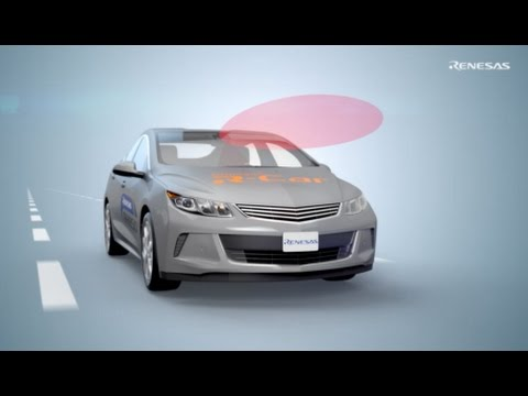 Renesas Autonomy™ Platform for automated drive and R-Car V3M for Automotive Front Camera