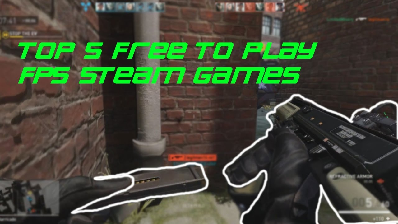 Beste Free To Play Shooter