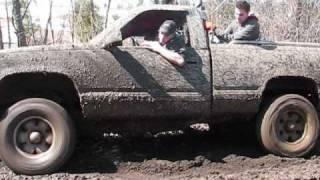Truck Got Stuck