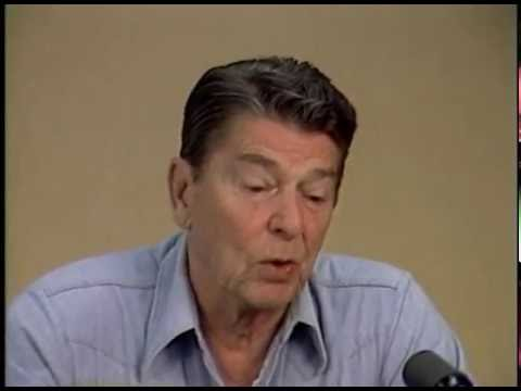 President Reagan's Radio Address to the Nation on Central America on February 16, 1985