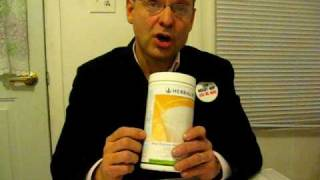 Montreal Herbalife Independant Distributor-The Perfect Meal Replacement Shake Carl Arthur