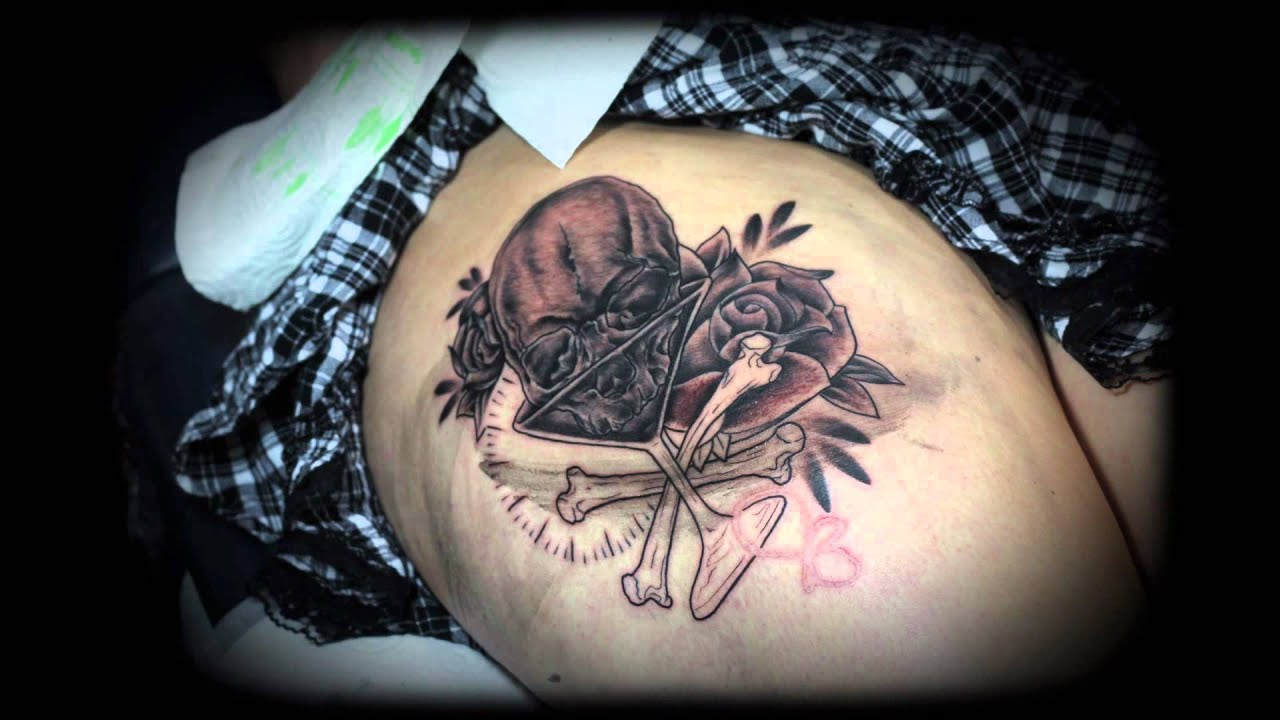 Tattoo Of Tattoo: Social Club Tattoo Shop