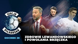"""""""Lewandowski powinien opuścić mecze kadry"""". Trzech piłkarzy by skorzystało [SEKCJA PIŁKARSKA #28]"""