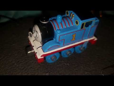 My Updated Take N Play Thomas