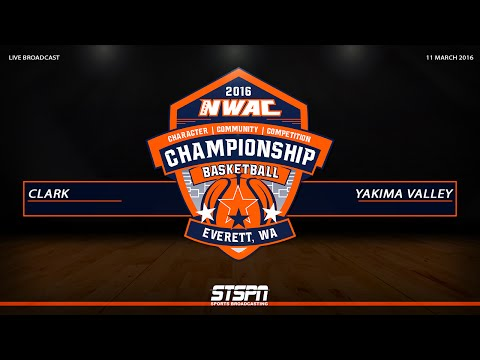Yakima Valley vs Clark Men's College Basketball