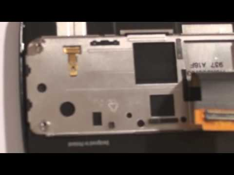 Nokia N900 Disassembly