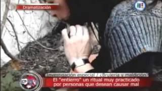 Extranormal, Especial de Brujeria: Embrujos, Amarres y Magia negra 28 febrero 2010