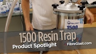 1500 Resin Trap