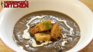 Delicious Cream Of Mushroom Soup | Headbanger's Soup Kitchen