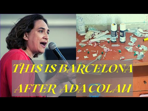 THIS IS BARCELONA AFTER ADA COLAU