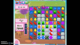 Candy Crush Level 100 Audio Playthrough, 3 Stars 0 Boosters