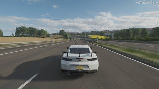 Forza Horizon 4 - 2018 Chevrolet Camaro ZL1 1LE Gameplay