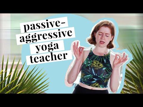 2f8dca56bdf22 ... Ultra Spiritual Life episode 95. Passive Aggressive Yoga Teacher
