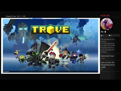 Trove: Pay To Win LifeStyle :D