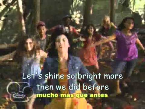 Camp rock 2-The Final Jam-Brand New Day(video oficial)