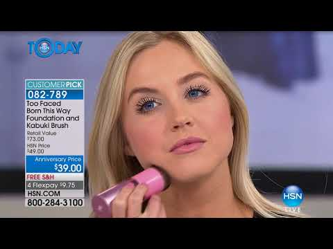 HSN | HSN Today: Too Faced Cosmetics 5th Anniversary. http://bit.ly/2MZL6v8