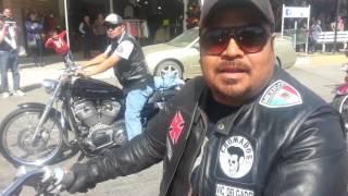 Motos Harley Davidson en Villa Hidalgo, Jalisco. el rodillo loco