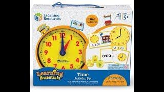 Учимся определять время LER3220