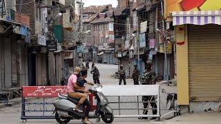 Exclusive report: lockdown in Kashmir