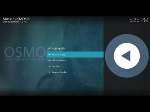 Part 4: OSMOSIS - Add music to Lib