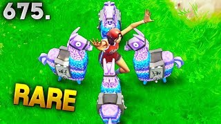 IMPOSSIBLE 4x LLAMAS IN ONE SPOT  !!! Fortnite Funny WTF Fails and Daily Best Moments