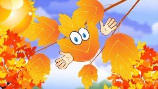 Видео на утренник в детском саду Праздник Осени. 2017
