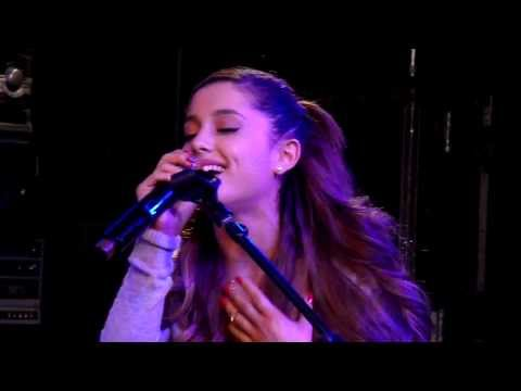 Ariana Grande Performs The Way Acoustic live at The Red Bull Sound Space