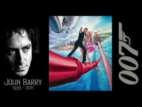 """John Barry - """"Wine With Stacey"""" (A View To A Kill, 1985)"""