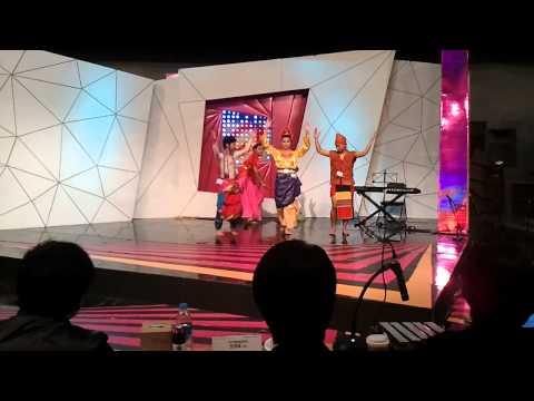 Arirang TV. Malaysia traditional dance