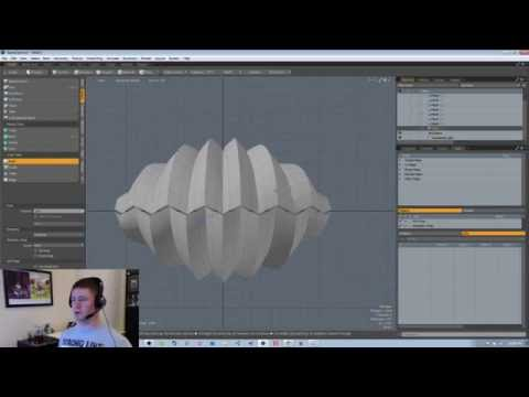Giant Clam enemy creation Part 1