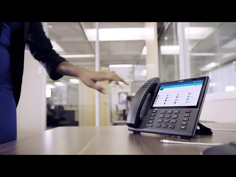 MITEL 6900 Series IP Phones -  Day In The Life