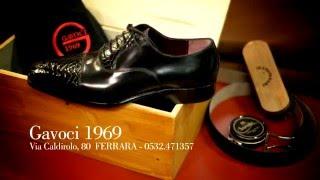 Scarpe su Misura | L'arte di Gavoci 1969 | in HD