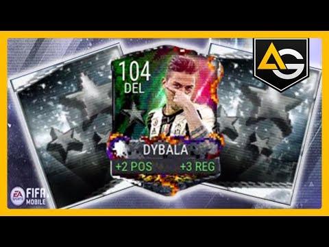 Abriendo Sobres de Estrella Antigua y nos Sacamos a Dybala 99 FIFA MOBILE